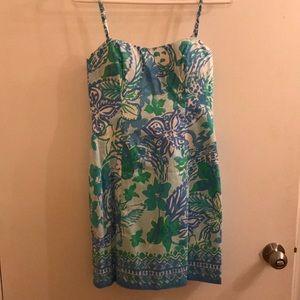 Lily Pulitzer shelli stretch dress